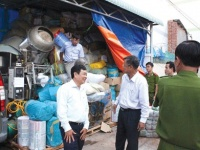 Sản xuất giả các nhãn hiệu trà nổi tiếng Lâm Đồng